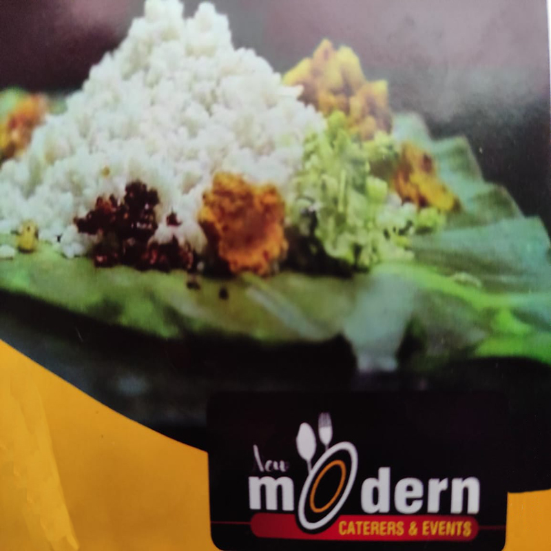 Modern Caters & Events